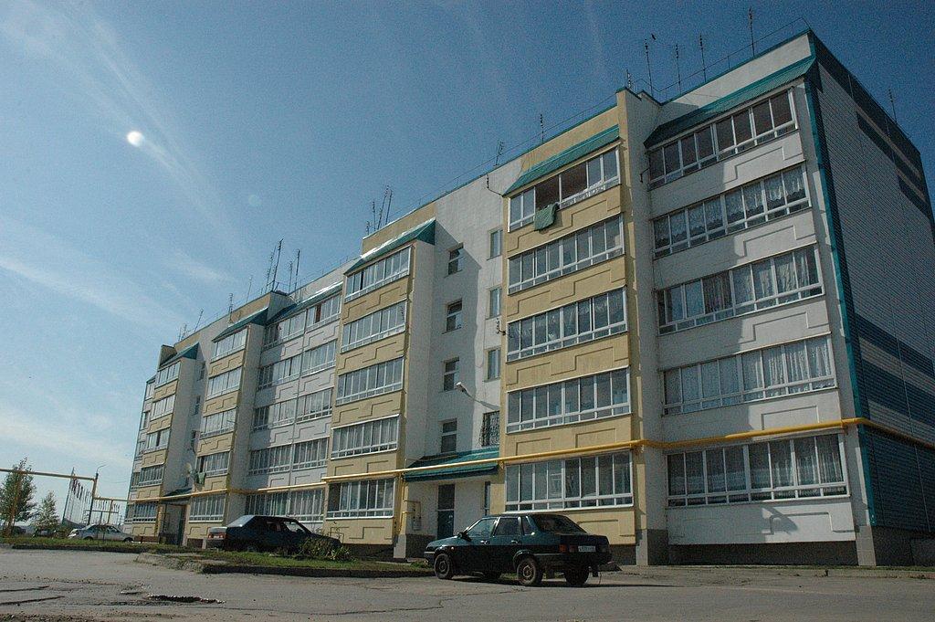 Модернизация жилого дома в г